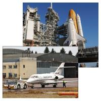 Авиационно-космическая отрасль